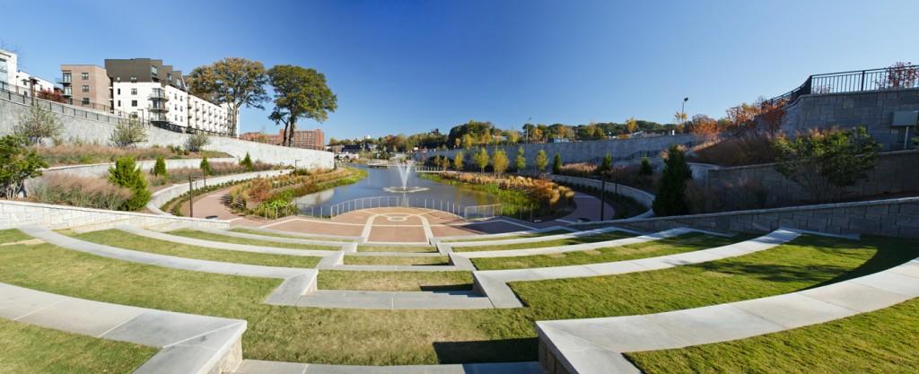 Historic Fourth Ward Park