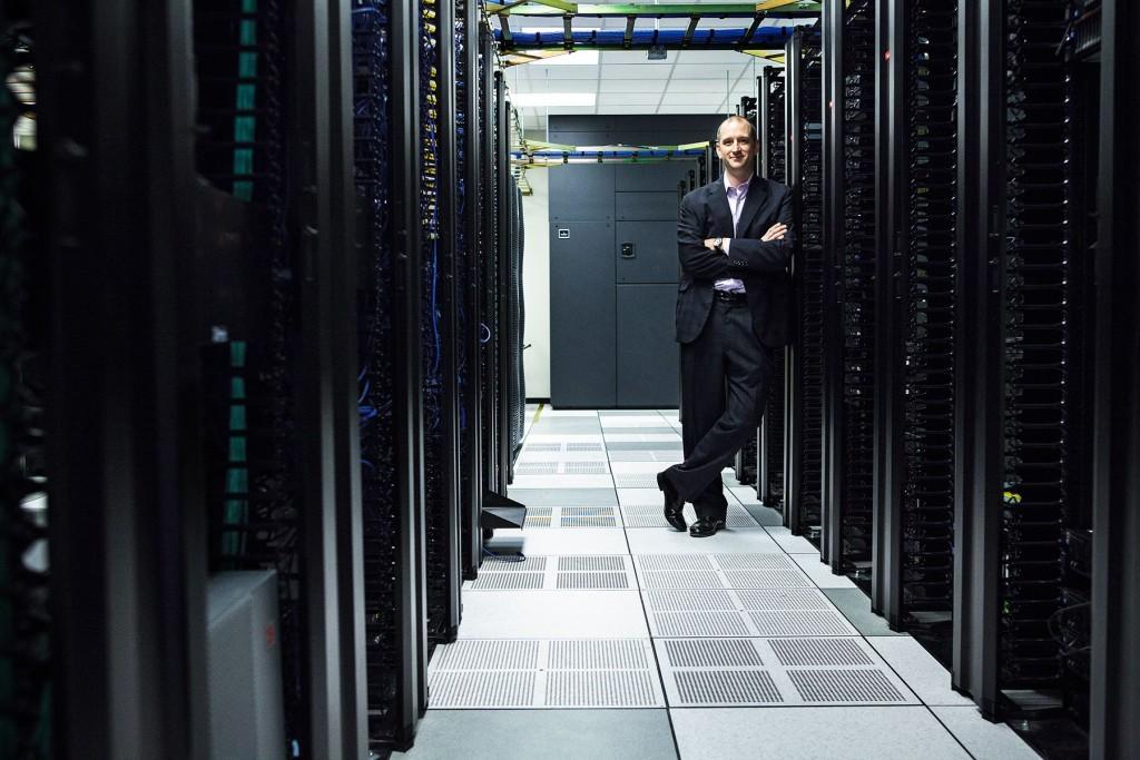 Ventive Server Room
