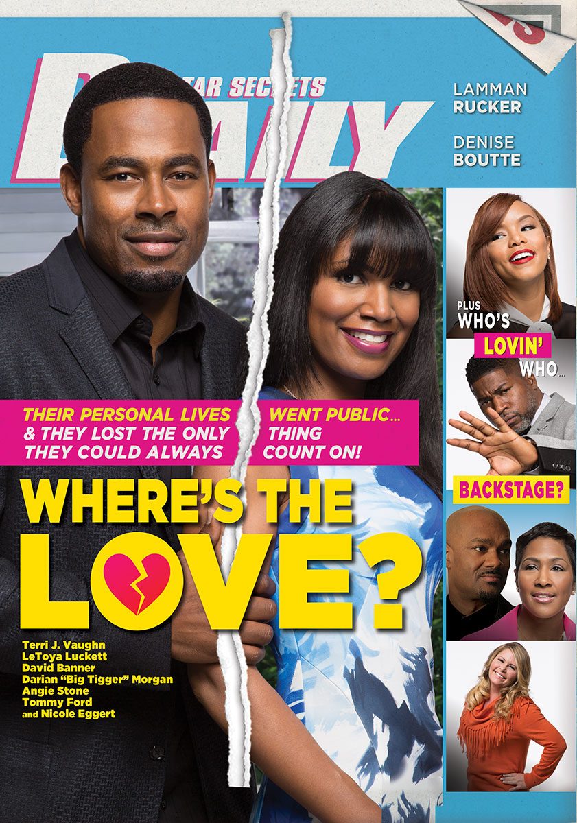 Where's The Love UpTV