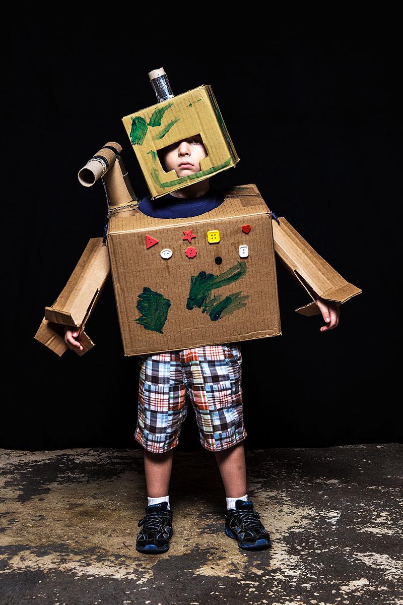 Evan Robot