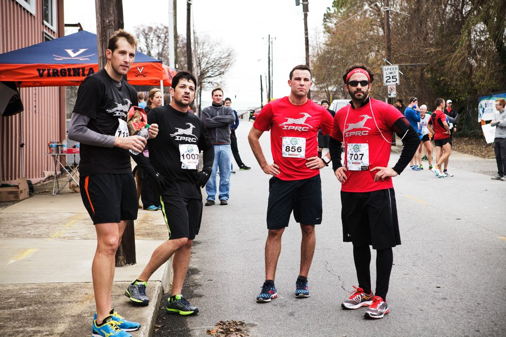 Atlanta BeltLine East Side Trail 10K 2014 - standing