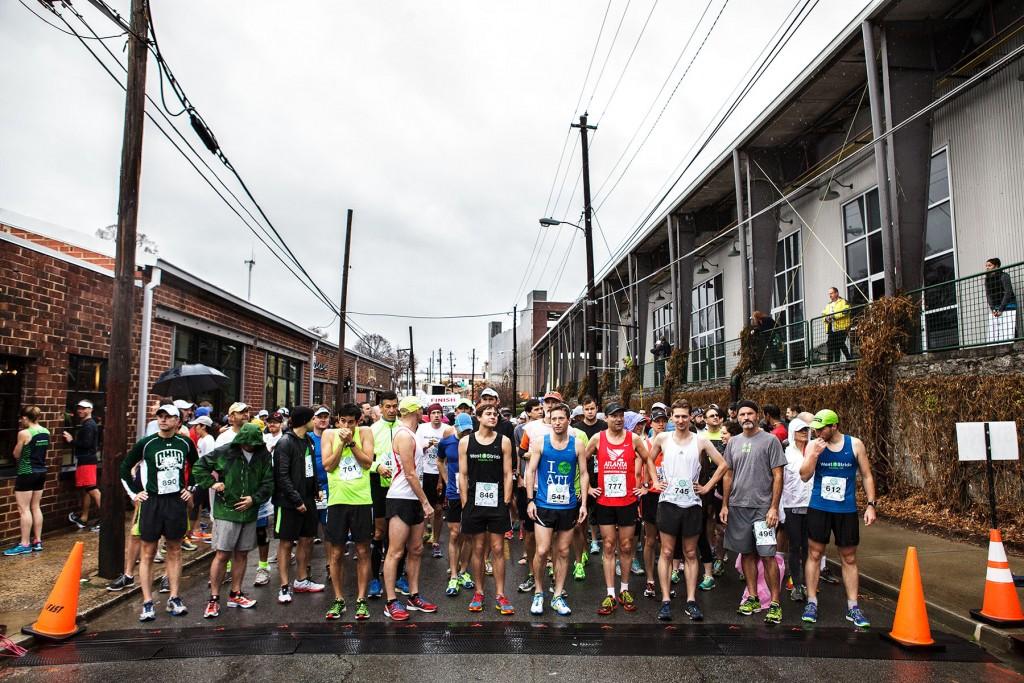Atlanta BeltLine 10K 2014