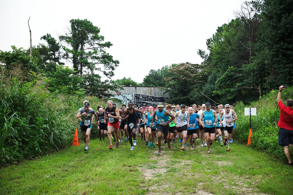 Atlanta BeltLine Southwest 5K - group