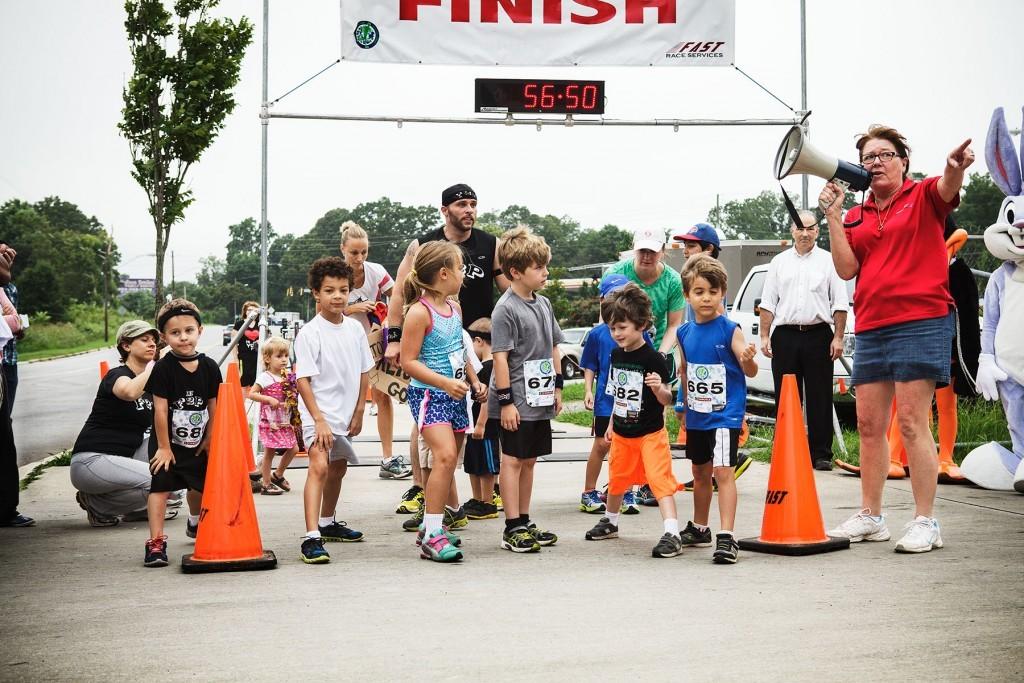 Atlanta BeltLine Southwest 5K - kids