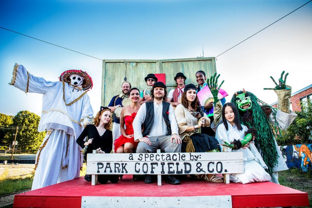Park Cofield & Co
